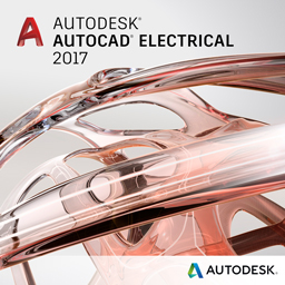 autocad electrical 2017 badge 256px
