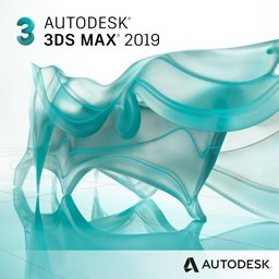 3ds max 2019 badge 256ppx
