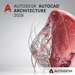 autocad architecture 2019 badge 256ppx