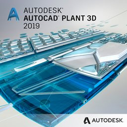 autocad plant 3d 2019 badge 256ppx