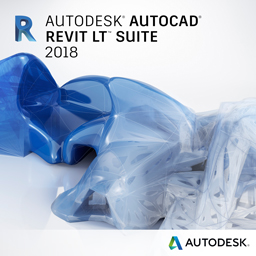 autocad revit lt suite 2018 badge 256px